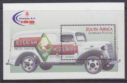 South Africa 1999 Ice Cream Car M/s ** Mnh (37485H) - Blokken & Velletjes
