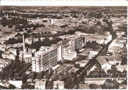 MONTPELLIER (34) Clinique St-Charles Et La Ville - Vue Aérienne En 1958  CPSM GF - Montpellier