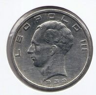 LEOPOLD III * 50 Frank 1939 Frans/vlaams  Pos.A * Z.Fraai / Prachtig * Nr 9594 - 1934-1945: Leopold III