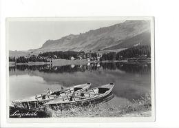 19268 - Lenzerheide Boot Barques   (format 10X15) - GR Grisons