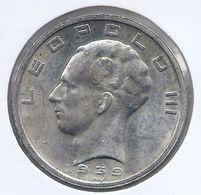 LEOPOLD III * 50 Frank 1939 Vlaams/vlaams  Pos.B * Prachtig * Nr 9285 - 1934-1945: Leopold III