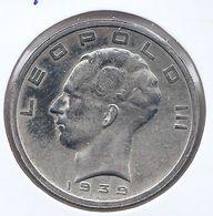 LEOPOLD III * 50 Frank 1939 Vlaams/vlaams  Pos.B * Prachtig * Nr 9284 - 1934-1945: Leopold III