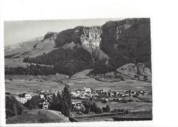 19269 - Flims Dorf Mit Flimserstein  (format 10X15) - GR Grisons