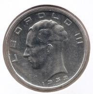 LEOPOLD III * 50 Frank 1939 Vlaams/vlaams  Pos.B * Z.Fraai / Prachtig * Nr 9607 - 1934-1945: Leopold III