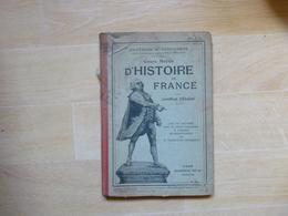 Histoire De France Fin études Pae Gauthier 1916  (G') - 6-12 Ans