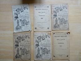 Chabanais Lot De 14 Bulletins Paroissiaux Entre 1933 Et 1940  (G') - Poitou-Charentes
