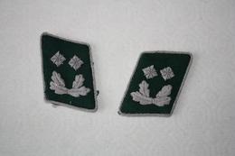 Pattes De Col Allemagne - Uniforms