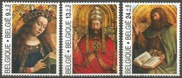 Belgium - 1986 Paintings MNH **    Sc B1048-50 - Belgium