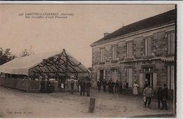 Lamotte - Landerron - Bal Champêtre Et Café Flamand - Autres Communes