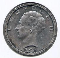 LEOPOLD III * 50 Frank 1940 Frans/vlaams  Pos.B * Z.Fraai * Nr 9568 - 1934-1945: Leopold III