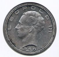 LEOPOLD III * 50 Frank 1940 Frans/vlaams  Pos.B * Z.Fraai * Nr 9568 - 08. 50 Francos