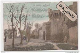84 Avignon - Cpa / Les Remparts. Non Circulé. - Avignon