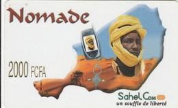 Niger - Nomade 2000FCFA - Niger