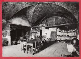 CPSM-74- Château De RIPAILLE - Ducs De Savoie- Cuisine Des Chartreux -SUP** 2 SCANS - Thonon-les-Bains