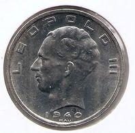 LEOPOLD III * 50 Frank 1940 Vlaams/frans  Pos.A * Z.Fraai * Nr 9613 - 1934-1945: Leopold III