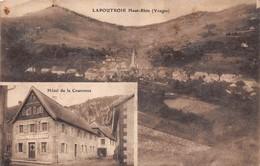 Lapoutroie (68) - Hôtel De La Couronne - Lapoutroie