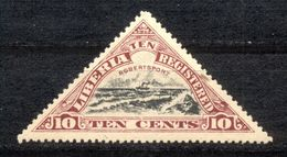 Liberia 1919 - Michel Nr. 180 * - Liberia