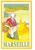 MARSEILLE / LA BOUILLABESSE / UNE SSPECIALITE DE CHEZ NOUS - Publicité