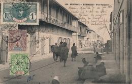 Dakar Senegal Type Groupe Faidherbe Pour L'Espagne - Sénégal (1887-1944)