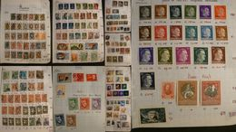 Russie - Timbres Anciens Oblitérés (et Quelques Neufs *) - Stamps