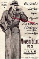 59- LILLE-RARE CATALOGUE AU MAGASIN BELGE-152 RUE GAMBETTA-MODE L. LECLERCQ-HOMME ENFANT GARCON- NORFOLK-MARIN-PARDESSUS - Textile & Vestimentaire