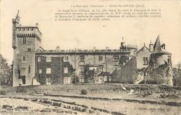 SAINT BLANCARD - La Gascogne Historique - Autres Communes