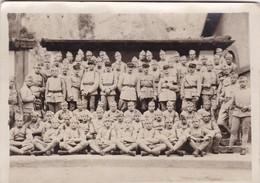01 / A PRIORI LA VALBONNE / PHOTO DU 99 EME REGIMENT / 18X12 - War, Military