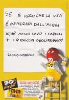 PROMOCARD N°  1179/2   M&M' S - Publicité