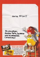 PROMOCARD N°  1172/2   M&M' S - Publicité