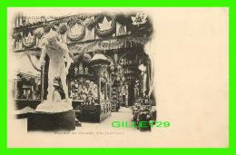 EXPOSITION UNIVERSELLE 1900 - PAVILLON DU CANADA - VUE INTÉRIEURE - DOS NON DIVISÉ - - Expositions