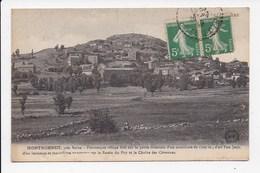 CPA 43 MONTBONNET Pittoresque Village - France