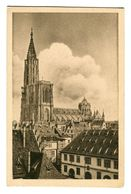 CPA - Carte Postale - FRANCE - Strasbourg - Vue De La Cathédrale  (CPV 277) - Strasbourg