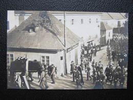 AK MELK Begräbnis Ca.1910 Ertrunkeneer Pionier  ////  D*29947 - Melk