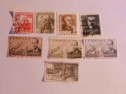 ESPAGNE  1941-54  Lot # 50 - 1931-Aujourd'hui: II. République - ....Juan Carlos I