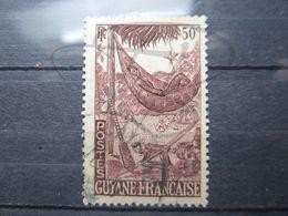 "VEND BEAU TIMBRE DE GUYANE N° 203 , OBLITERATION "" CAYENNE "" !!! (a) - Guyane Française (1886-1949)"