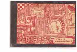 10918   -    ADEBAR WIEN - HOT JEZZ-DIXIELAND TANZ    /     VIAGGIATA - Musik