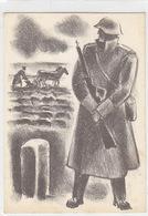 Feldpostkarte - Stempel Mitr.Kp. IV/53     (P-110-61110) - Guerre 1939-45