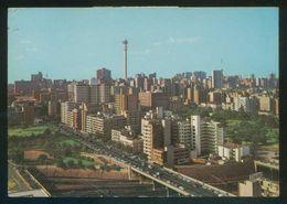 Johannesburg. *Densely Built-up Area Of Hillbrow* Ed. Frameworthy. Circulada. - África Del Sur (1961-...)