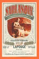 étiquette Apéritif Du Périgord à La Noix Sarlanoix émile Lapouge à Sarlat - 16° - 100cl - Sonstige