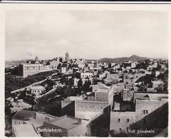 MINI-PHOTO D'éditeur---PALESTINE---BETHLEHEM--vue Générale--voir 2 Scans - Palestine