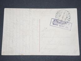 HONGRIE - Carte Postale En FM De Budapest En 1915 , Voir Cachets - L 12958 - Hongrie