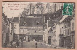 Ivry-la-Bataille - Maison D'Henri IV - Ivry-la-Bataille