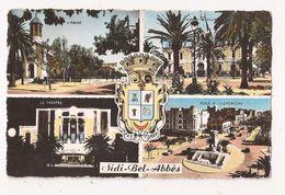 ALGERIE SIDI BEL ABBES Multivues Souvenir - Sidi-bel-Abbes