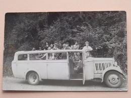 Old Car / Vieux Voiture / Bus / Oude Autobus (voir Photo / Zie Foto's ) 19?? ! - Automobiles