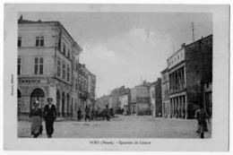 Void Meuse Café Du Commerce Animation 1910 état Très Bon - Altri Comuni