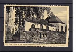 OUREN  L EGLISE - Burg-Reuland