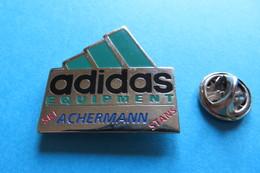 Pin's,Sport, ADIDAS, Equipment, Achermann Suisse - Trademarks