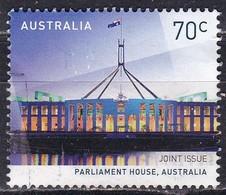 Australia, 2015 - 70c Houses Of Parliament - Nr.4331 Usato° - 2010-... Elizabeth II