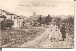 Environs De Luneville ATHIENVILLE Aprés L'occupation Allemande - France
