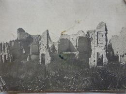 Ruines De La Neuvillette (51) Après Guerre 1920 - Lieux